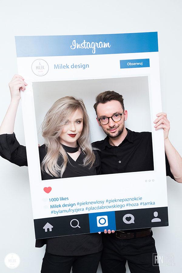 Blogerki Modowe W Milek Design Fryzjerzycom Profesjonalna