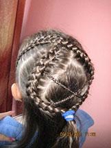 Moje fryzury1