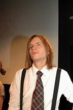 Fryzury męskie długie