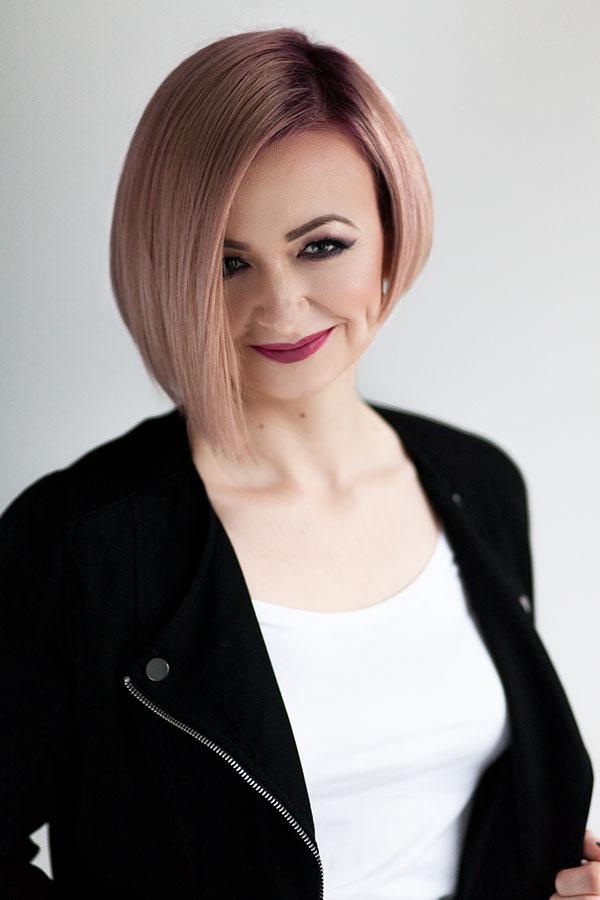 Artego Alter Hair 2018 Fryzury Fryzjerzycom Profesjonalna
