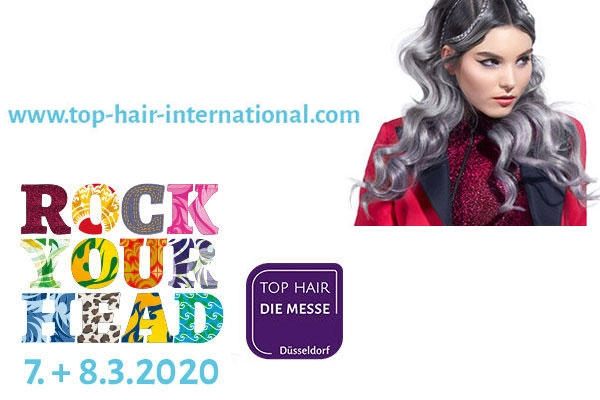 TOP HAIR - DIE MESSE Düsseldorf 2020