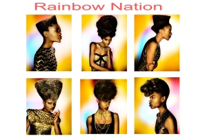 Rainbow Nation / Anne Veck