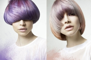 Fellowship for British Hairdressing Colour Project 2019