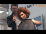artego show on hair fairs LOOK Poznan 2012