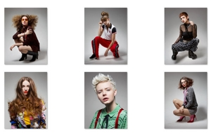 District 6 by the Schwarzkopf Professional UK Young Artistic Team