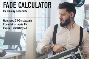 Fade Calculator by Nikolay Generalov