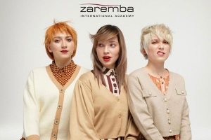 ...JUST AS DIFFERENT - Zaremba International Academy