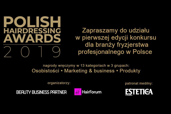 Polish Hairdressing Awards 2019