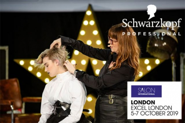 Schwarzkopf Professional ogłasza Salon International Lineup