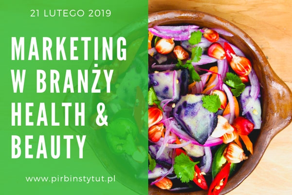 Marketing w branży health&beauty